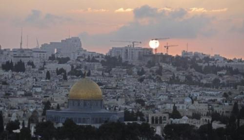 Foto Yordania Desak Uni Eropa Akui Yerusalem Timur Sebagai Ibu Kota Palestina