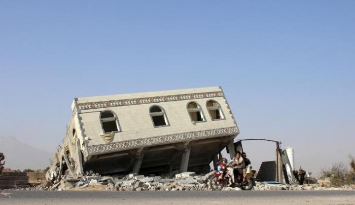 Redam Krisis Pangan, ACT Salurkan Bantuan Pangan ke Yaman - Warta Ekonomi