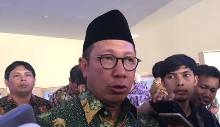 beragam agama jadi perekat indonesia, ujar menag