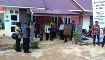 Foto BTN Klaim Dukung Program Satu Juta Rumah