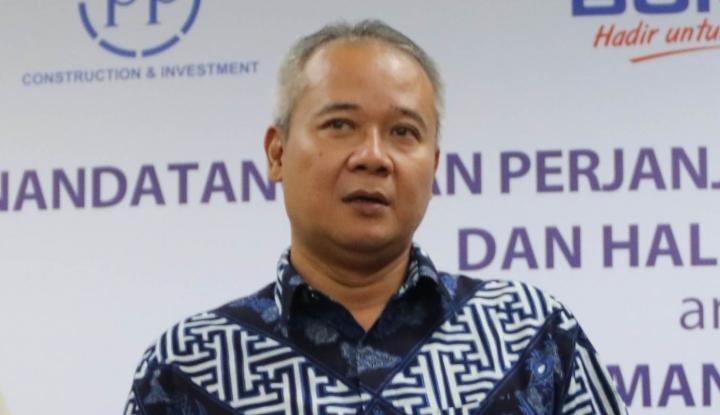 Foto Berita Kontrak Baru PTPP Capai Rp2,3 T Selama Januari 2018