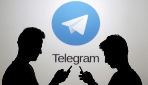 Foto Bos Telegram Kecewa Atas Aksi Pemblokiran Pemerintah Indonesia