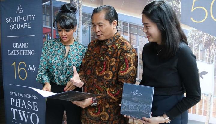 Foto Berita SouthCity Square Tawarkan Cashback Rp50 Juta dan Deposit Rp0 Persen