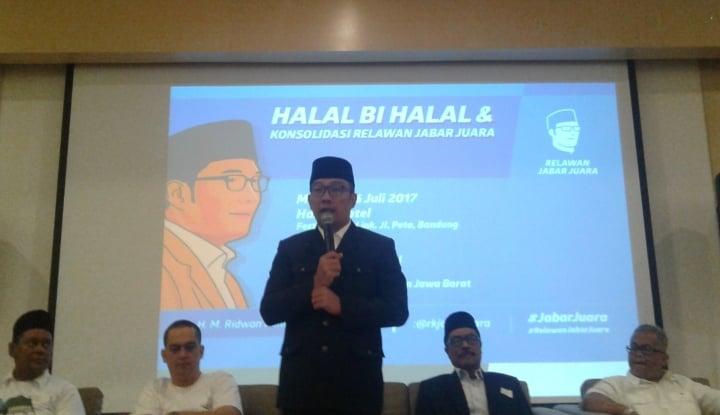 Foto Berita Survey SMRC Sebut Ridwan Kamil Duduki Ranking Pertama