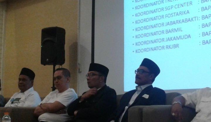Foto Berita Ini Dua Strategi Ridwan Kamil Menangkan Pilgub Jabar
