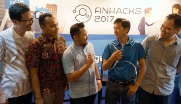 Foto Dukung Digitalisasi Perbankan, BCA Gelar Finhacks 2017