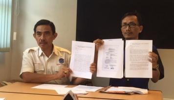Foto Tunjangan Hari Tua Tak Dibayarkan, Eks Karyawan Somasi Angkasa Pura I