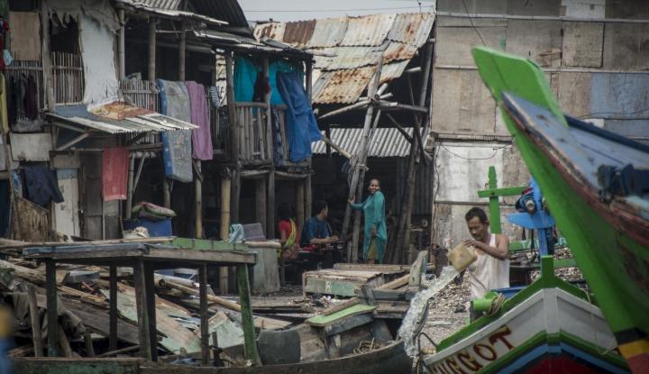 Foto Berita Sandiaga: Penataan Muara Angke Harus Sejahterakan Nelayan