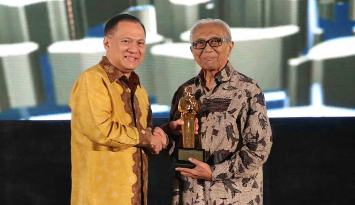 Foto Berita BI: Lima Pedoman Rachmat Saleh Patut Jadi Panutan