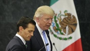 Foto Meksiko Sambut Tujuan NAFTA Amerika Serikat, Setelah Adanya Upaya Negosiasi