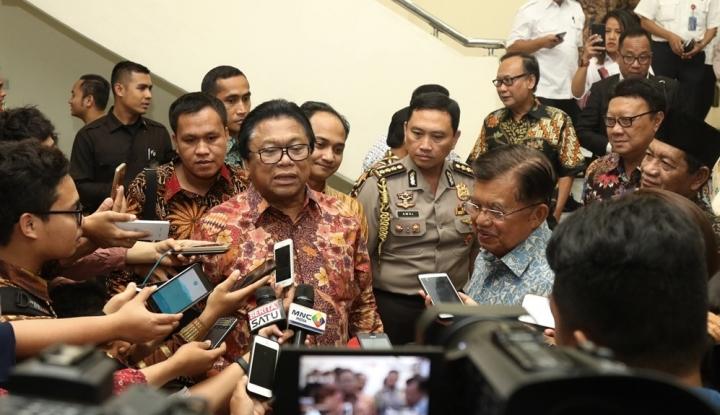 Foto Berita Berdalih Tak Punya Gedung, DPD Ajukan Anggaran Rp1 Triliun ke Negara