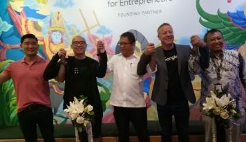 Foto Rudiantara Harap di Indonesia Akan Muncul Silicon Valley