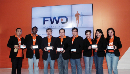 Foto FWD Life Jadi Official Insurance Partner 5upergroup