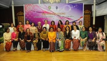 Foto WIC Jakarta Kagum dengan Kebudayaan Sumsel