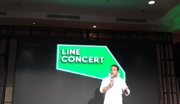 Foto 4 Penyanyi Kenamaan Bakal Ramaikan Line Concert di Surabaya