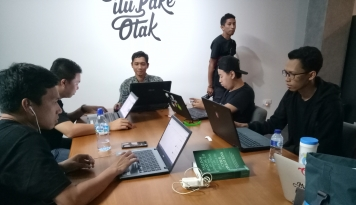 Foto Inkubator Fintech BNVLabs Luncurkan Coworking Space di Jakarta