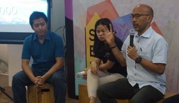 Foto Bekraf dan Fenox VC Gelar Roadshow SWC di Bandung