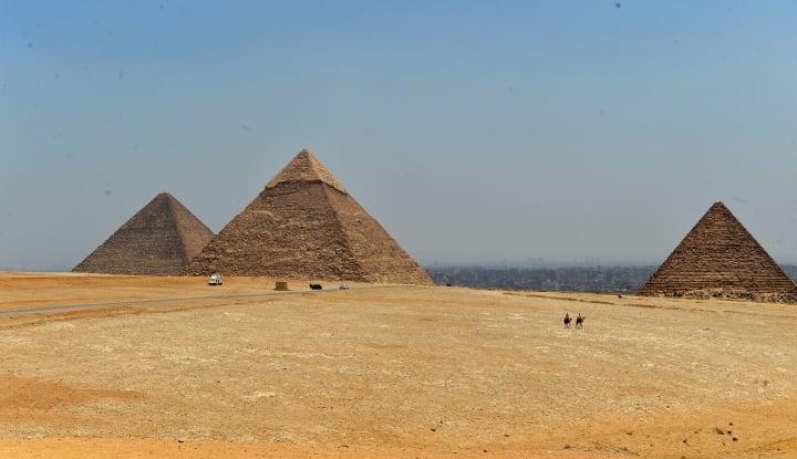 Foto Berita Kasus Kanker Tertua di Dunia Ditemukan di Mumi Mesir