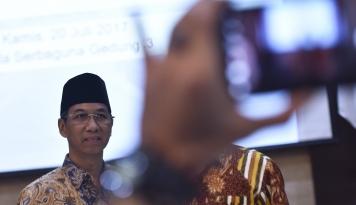Foto Sah, Heru Budi Hartono Dilantik Jadi Kepala Sekretariat Presiden