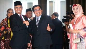 Foto Muliaman Yakin DK OJK 2017-2022 Mampu Bawa Kemajuan