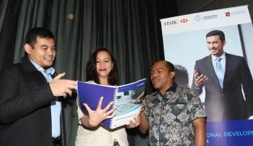 Foto HSBC-PSF Targetkan ToT Dapat Merangkul Lebih dari 600 Dosen Se-Indonesia