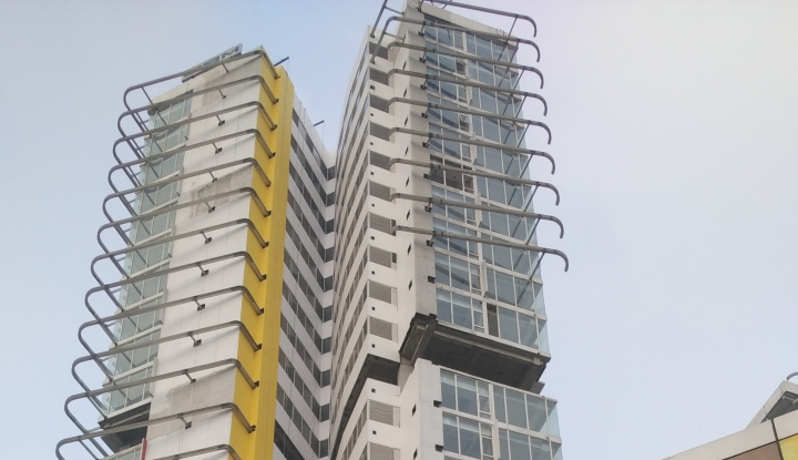 Foto Berita Pembangunan Apartemen di Jabodetabek Turun