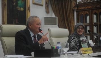 Foto Gubernur Sumsel Minta RSUD Provinsi Dikelola dengan Baik