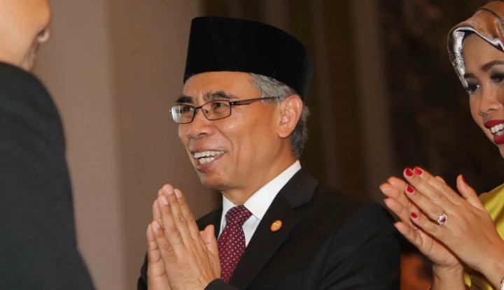 Foto Berita Ketua OJK Akui GCG Indonesia Masih Tertinggal dari Negara Tetangga
