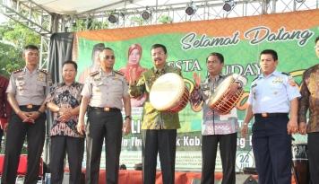 Foto Pemprov Sumut Gelar Pesta Budaya Pantai Timur