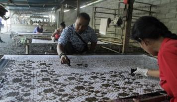 Foto Bisnis Batik di Sumut Miliki Potensi yang Menjanjikan