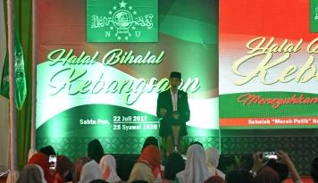 Foto Presiden: Raja Salman Saja Kagum dengan Kebhinekaan Indonesia