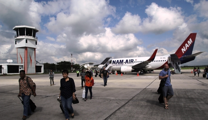 Foto Berita Dua Anggota DPRD Bercanda Ada Bom di Bandara, Ini Hukumannya