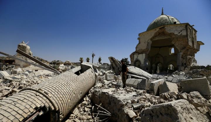 Protes Warga Irak Dihantui Sniper Milisi Pro Iran - Warta Ekonomi
