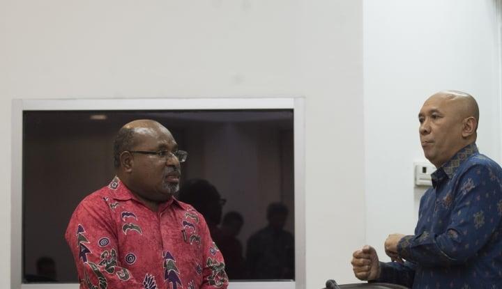 Gubernur Dituding Korupsi Beasiswa, Pemuda Papua Ancam Begini... - Warta Ekonomi