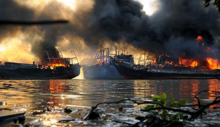 Foto Berita KKP Diminta Jangan Cuma Urusi Penenggelaman Kapal