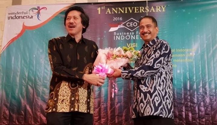 Foto Berita CBF Jalin Kerja Sama dengan 3 Kementerian