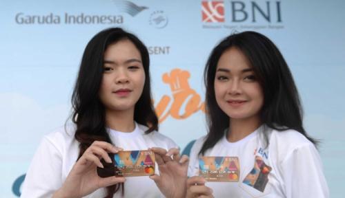 Foto BNI Gelar One Day Process Kartu Kredit, Dukung GATF 2017