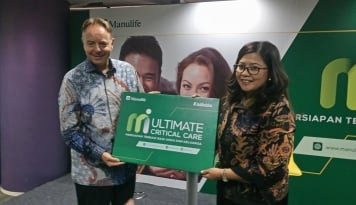 Foto Manulife Luncurkan Produk MiUltimate Critical Care