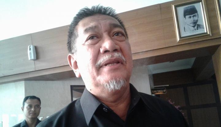 Foto Berita Gerindra Cabut Dukungan, Deddy Mizwar: Apa Maksudnya?