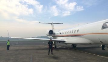 Foto Mendulang Rp12 Miliar dari Bisnis Penyewaan Private Jet