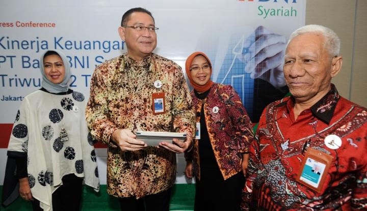 BNI Syariah Ajak Masyarakat Berpartisipasi dalam Proyek Wakaf - Warta Ekonomi