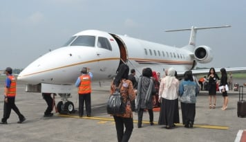 Foto Dari Papa Novanto Hingga Kapolri Tito Pernah Sewa Jet Pribadi