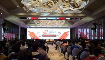 Foto BYTE Ajak Mahasiswa di Medan Jadi Entrepreneur Kreatif