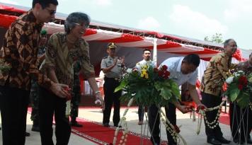 Foto Resmikan Pabrik Baru di Indonesia, Thermax Incar Pasar Asean