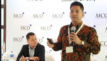Foto Asia Ecomonic & Tax Forum Indonesia 2017