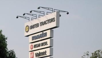 Foto Langkah United Tractors Songsong Industri 4.0