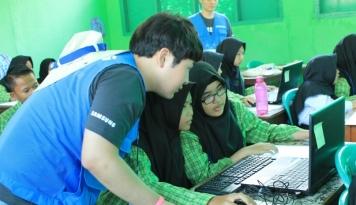 Foto Samsung Sebarkan Aspirasi Global untuk Anak Indonesia