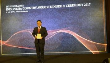 Foto UangTeman Raih Penghargaan dari The Asian Banker