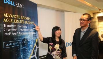 Foto Dell EMC Luncurkan Enam Server Generasi Terbaru