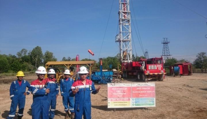 Foto Berita PEPC Terima Persetujuan Desain Proyek Pengembangan Gas Unitisasi JTB